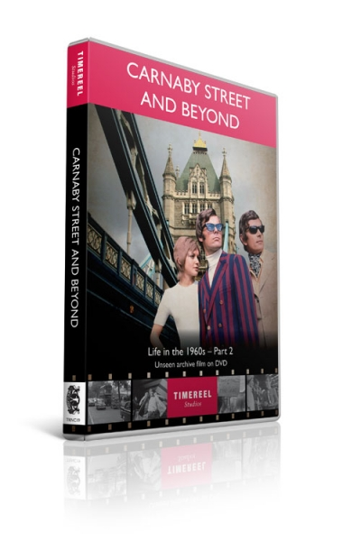 Carnaby Street and Beyond: Life in the 1960s Part 2 (DVD)
