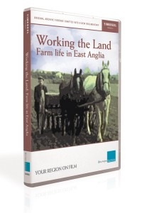 Working the Land: Farm Life in East Anglia (DVD)