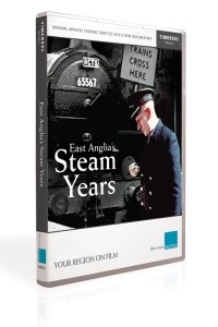 East Anglia's Steam Years (DVD)