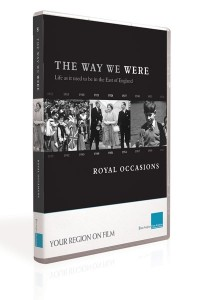 The Way We Were Volume 8 - Royal Occasions (DVD)