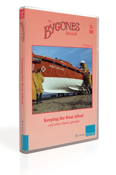 Bygones Specials Volume 9 - Keeping the Boat Afloat (DVD)
