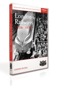London's Railways 1920s - 1970s (DVD)