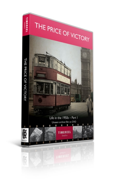 The Price of Victory: Life in the 1950s Part 1 (DVD)