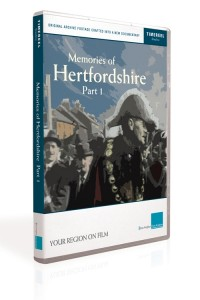 Memories of Hertfordshire Part 1 (DVD)