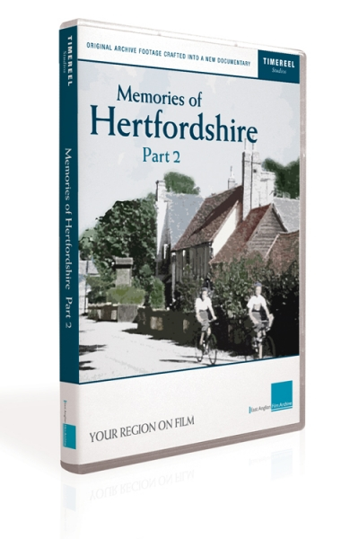 Memories of Hertfordshire Part 2 (DVD)