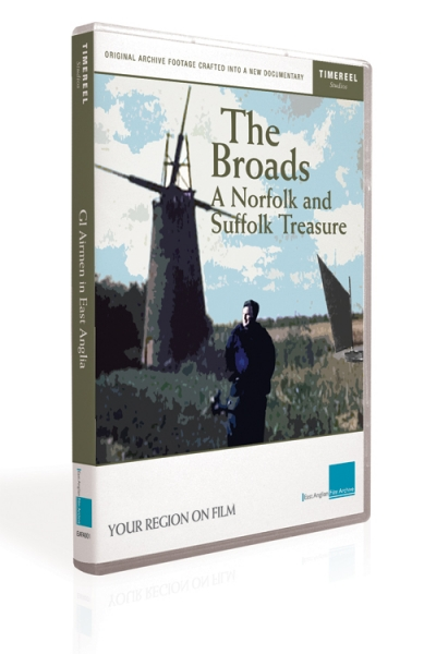 The Broads: A Norfolk and Suffolk Treasure (DVD)