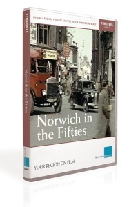 Norwich in the Fifties (DVD)