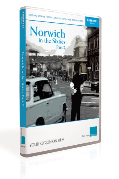 Norwich in the Sixties Part 2 (DVD)