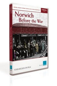 Norwich Before the War (DVD)