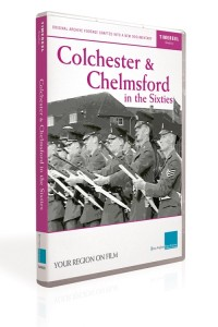 Colchester & Chelmsford in the Sixties (DVD)
