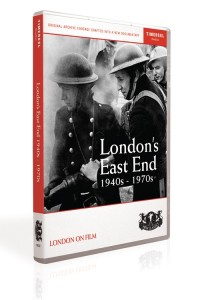 London's East End 1940s - 1970s (DVD)