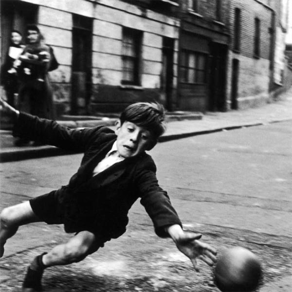 The Goalie, 1956 (Card)