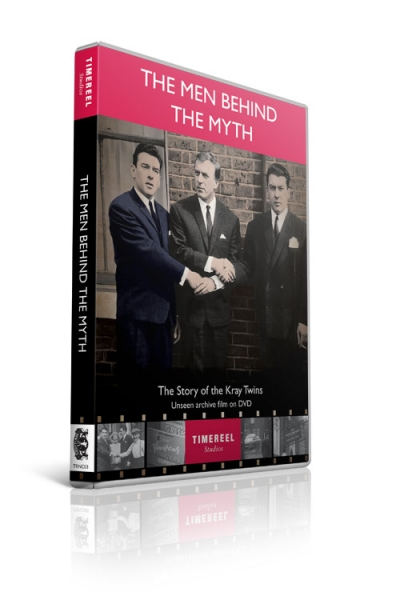 The Men Behind the Myth: The Story of the Kray Twins (DVD)